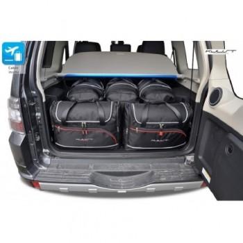 Kit de valises sur mesure pour Mitsubishi Pajero / Montero (2006 - actualité)