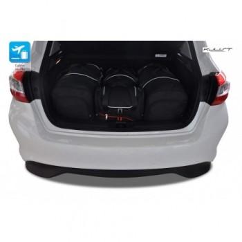 Kit de valises sur mesure pour Nissan Pulsar