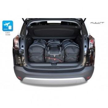 Kit de valises sur mesure pour Opel Crossland X