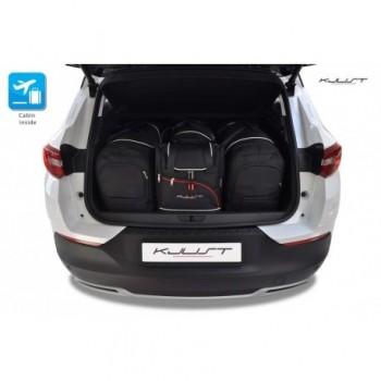 Kit de valises sur mesure pour Opel Grandland X