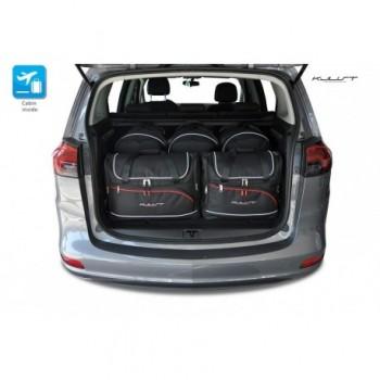 Kit de valises sur mesure pour Opel Zafira C (2012 - 2018)