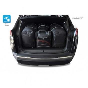 Kit de valises sur mesure pour Peugeot 3008 (2016 - actualité)
