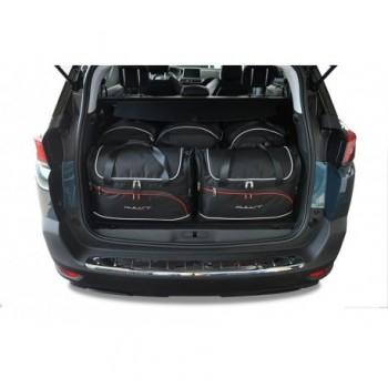Kit de valises sur mesure pour Peugeot 5008 5 sièges (2017 - actualité)