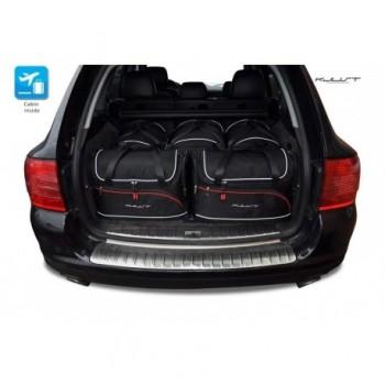 Kit de valises sur mesure pour Porsche Cayenne 9PA Restyling (2007 - 2010)