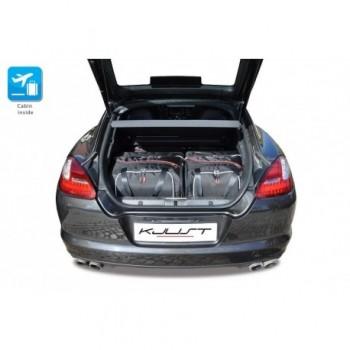 Kit de valises sur mesure pour Porsche Panamera 970 (2009 - 2013)