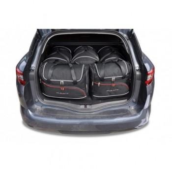 Kit de valises sur mesure pour Renault Megane Break (2016 - actualité)