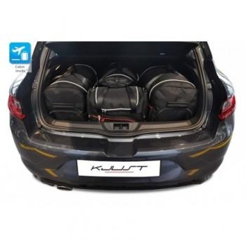 Kit de valises sur mesure pour Renault Megane 5 portes (2016 - actualité)