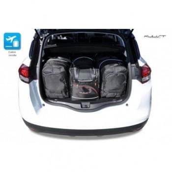 Kit de valises sur mesure pour Renault Scenic (2016 - actualité)