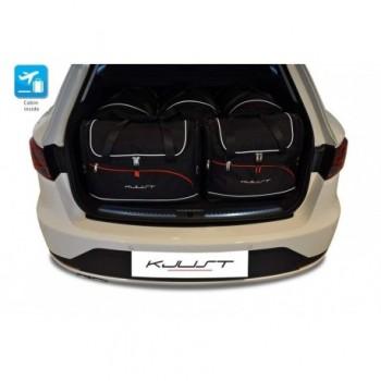 Kit de valises sur mesure pour Seat Leon MK3 Break (2012 - 2018)