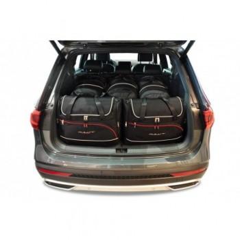 Kit de valises sur mesure pour Seat Tarraco