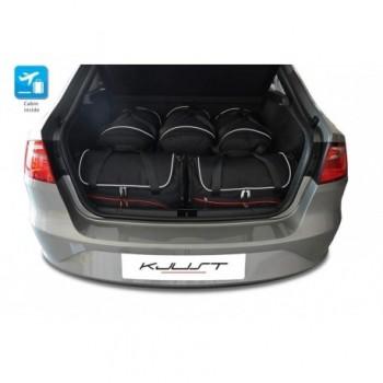 Kit de valises sur mesure pour Seat Toledo MK4 (2009 - 2018)