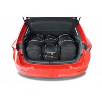 Kit de valises sur mesure pour Skoda Scala