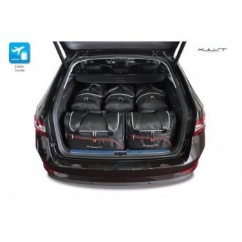 Kit de valises sur mesure pour Skoda Superb Combi (2015 - actualité)
