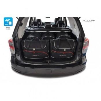 Kit de valises sur mesure pour Subaru Forester (2013 - 2016)