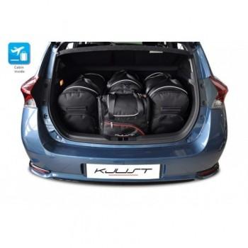Kit de valises sur mesure pour Toyota Auris (2013 - actualité)