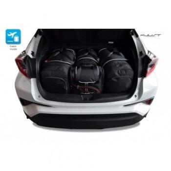 Kit de valises sur mesure pour Toyota C-HR