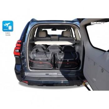 Kit de valises sur mesure pour Toyota Land Cruiser 150 long Restyling (2017 - actualité)