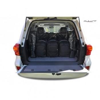 Kit de valises sur mesure pour Toyota Land Cruiser 150 long (2009-actualité)