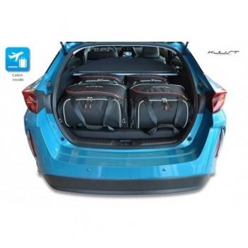 Kit de valises sur mesure pour Toyota Prius (2016 - actualité)
