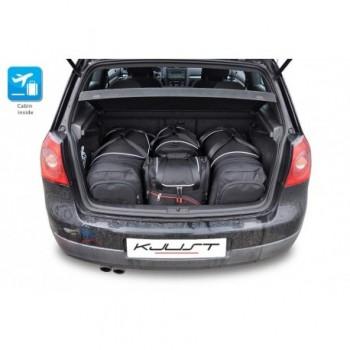 Kit de valises sur mesure pour Volkswagen Golf 5 (2004 - 2008)