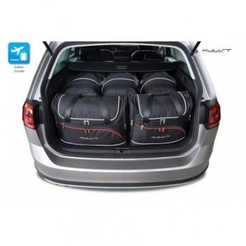 Kit de valises sur mesure pour Volkswagen Golf 7 Break (2013 - actualité)