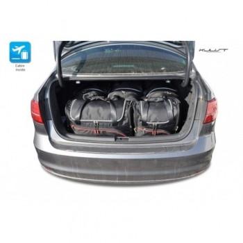 Kit de valises sur mesure pour Volkswagen Jetta (2011 - actualité)