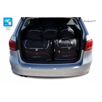 Kit de valises sur mesure pour Volkswagen Passat B7 Break (2010 - 2014)