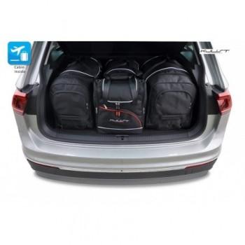 Kit de valises sur mesure pour Volkswagen Tiguan (2016 - actualité)