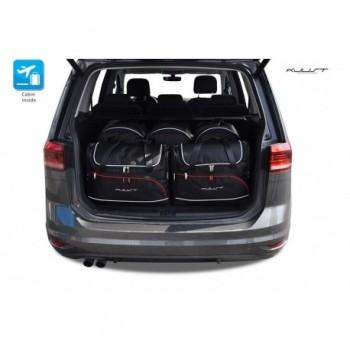 Kit de valises sur mesure pour Volkswagen Touran (2015 - actualité)