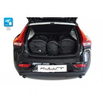 Kit de valises sur mesure pour Volvo V40 (2012-actualité)