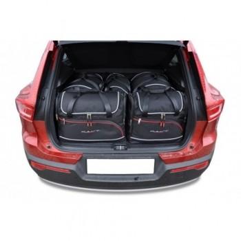 Kit de valises sur mesure pour Volvo XC40
