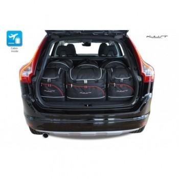 Kit de valises sur mesure pour Volvo XC60 (2008 - 2017)