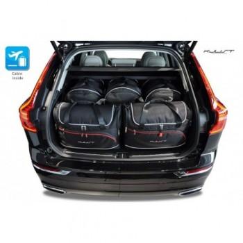 Kit de valises sur mesure pour Volvo XC60 (2017 - actualité)