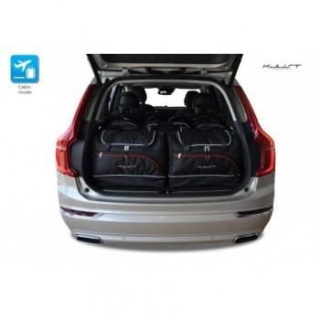 Kit de valises sur mesure pour Volvo XC90 5 sièges (2015 - actualité)