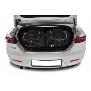 Kit de valises sur mesure pour Alfa Romeo 159 Limousine