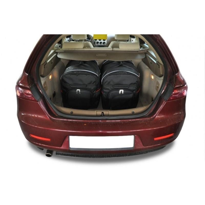 Kit De Valises Sur Mesure Pour Alfa Romeo 159 Sportwagon