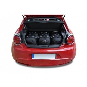 Kit de valises sur mesure pour Alfa Romeo Mito