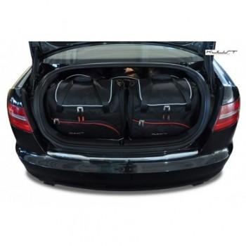 Kit de valises sur mesure pour Audi A6 C6 Restyling Berline (2008 - 2011)