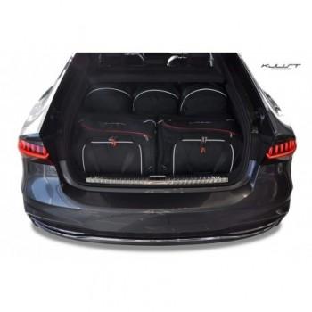 Kit de valises sur mesure pour Audi A7 (2017-actualité)
