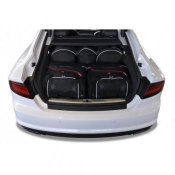 Kit de valises sur mesure pour Audi A7 (2010-2017)