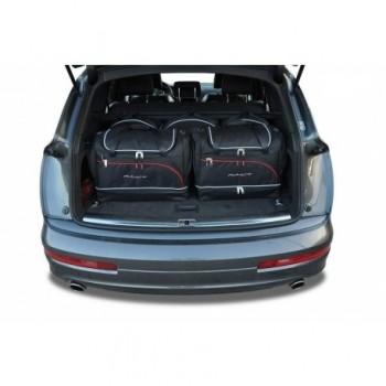 Kit de valises sur mesure pour Audi Q7 4L (2006 - 2015)