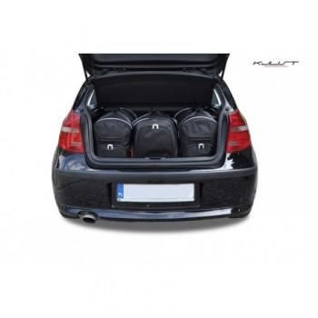 Kit de valises sur mesure pour BMW Série 1 E87 5 portes (2004 - 2011)