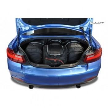 Kit de valises sur mesure pour BMW Série 2 F22 Coupé (2014 - actualité)