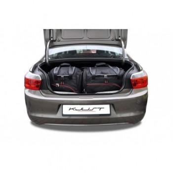 Kit de valises sur mesure pour Citroen C-Elysée (2013-actualité)