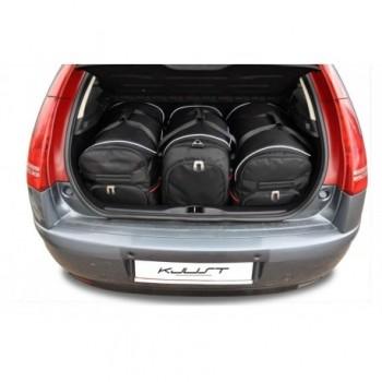 Kit de valises sur mesure pour Citroen C4 (2004 - 2010)