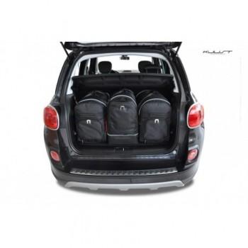 Kit de valises sur mesure pour Fiat 500 L (2012 - actualité)