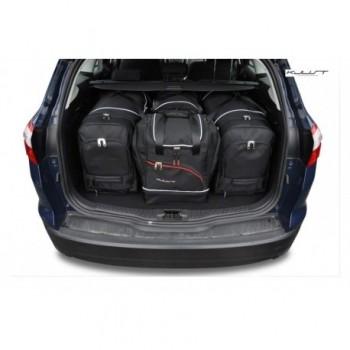 Kit de valises sur mesure pour Ford Focus MK3 Break (2011 - 2018)