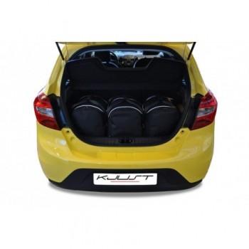 Kit de valises sur mesure pour Ford KA+