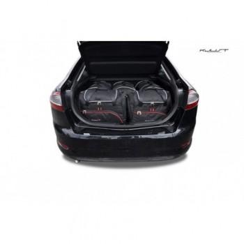 Kit de valises sur mesure pour Ford Mondeo MK4 5 portes (2007 - 2013)