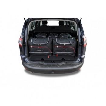 Kit de valises sur mesure pour Ford S-Max 7 sièges (2006 - 2015)